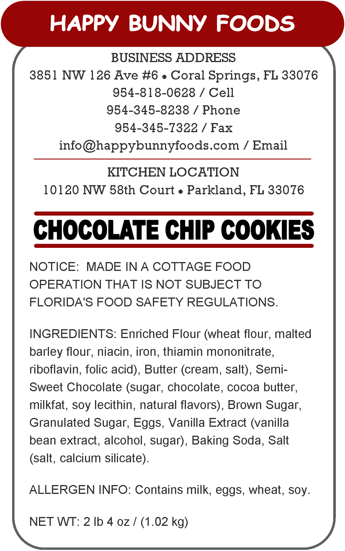 Florida Health Foods